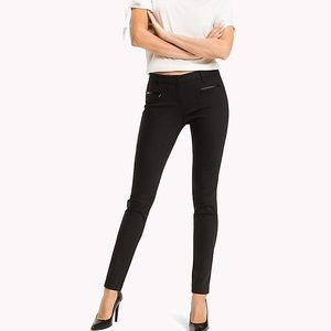 TOMMY HILFIGER SLIM FIT ESSENTIAL LUXE TROUSER
